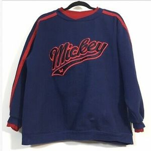 Vintage Disney Mickey & Co Pullover Sweater